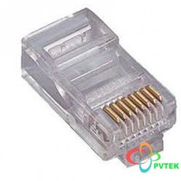 Hạt mạng Alantek cat5e RJ45 Shielded plugs