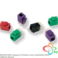 Category 5E Modular Jack RJ45