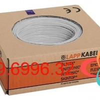 """3803962"" Cáp Lapp Kabel ( 3803962 ) 4 x 2 x 22 AWG | UNITRONIC® LiY(ST)Y-TP | UL 2464"