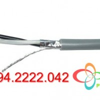 (8761) Cáp điều khiển âm thanh tín hiệu Belden 8761 1x2x22 AWG