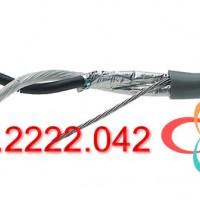 (8762) Cáp điều khiển âm thanh tín hiệu Belden 8762 1x2x20 AWG