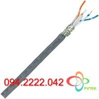 (9842) Cáp điều khiển belden RS485 2 Pair 2x2x24 AWG 9842