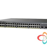 Switch Cisco WS-C2960XR-48TS-I 48 GigE, 4 x 1G SFP, IP Lite