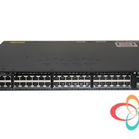 Cisco Catalyst WS-C3650-48FPWS-S 48 port FPoE 4x1G Uplink w/5 AP licenses IPB