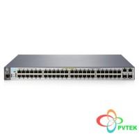 Thiết bị chuyển mạch Switch Aruba network J9772A 2530 48G PoE+ Switch