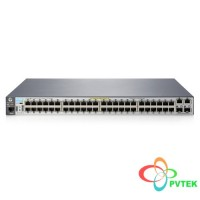 Thiết bị chuyển mạch Switch Aruba Network J9778A 2530 48 ports 1G PoE+