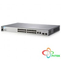 HP 2530-24 Switch 24 ports 10/100Mbps J9782A