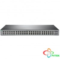 Thiết bị chuyển mạch HPE JL382A OfficeConnect 1920S 48 Port 1G 4SFP Uplink
