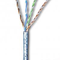 Cáp mạng Nexans Essential F/UTP Cat 5e 0,5MM PVC N100.461