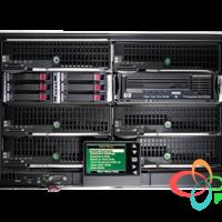 Quạt tản nhiệt HP BLc3000 Platinum Enclosure with 4 AC Power Supplies 6 Fans ROHS 8 IC Lic (696908-B21)