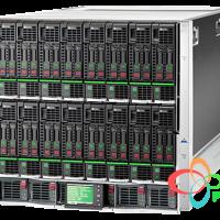 Máy Chủ HP BLc7000 Platinum Enclosure w/1 Phase 2 Pwr Supplies 4 Fans ROHS Trial IC Lic (681840-B21)