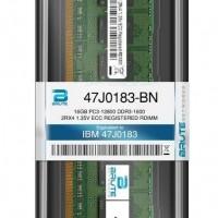 Bộ nhớ trong RAM IBM 16GB PC3-12800R 1600MHz ECC RDIMM